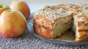 Ensimmäistä kertaa leivoin tätä omenakakkua. Luettuani reseptin tiesin, että   tämän täytyy olla hyvää. Ennakkoaavistus piti paikkansa,...