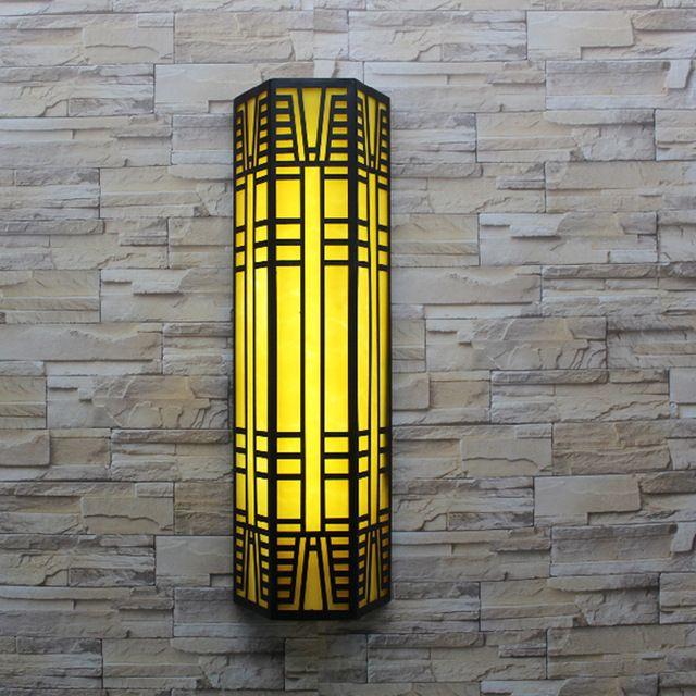 Antieke outdoor verlichting binnenplaats lamp binnenplaats muur lampen tuin licht moderne outdoor verlichting hotel wandkandelaar