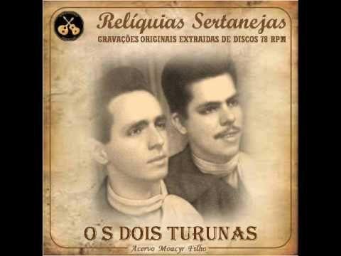 OS DOIS TURUNAS - Coração de Jesus (Anacleto Rosas Júnior e Arlindo Pinto)
