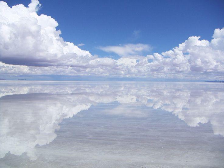 ウユニ湖 ボリビア