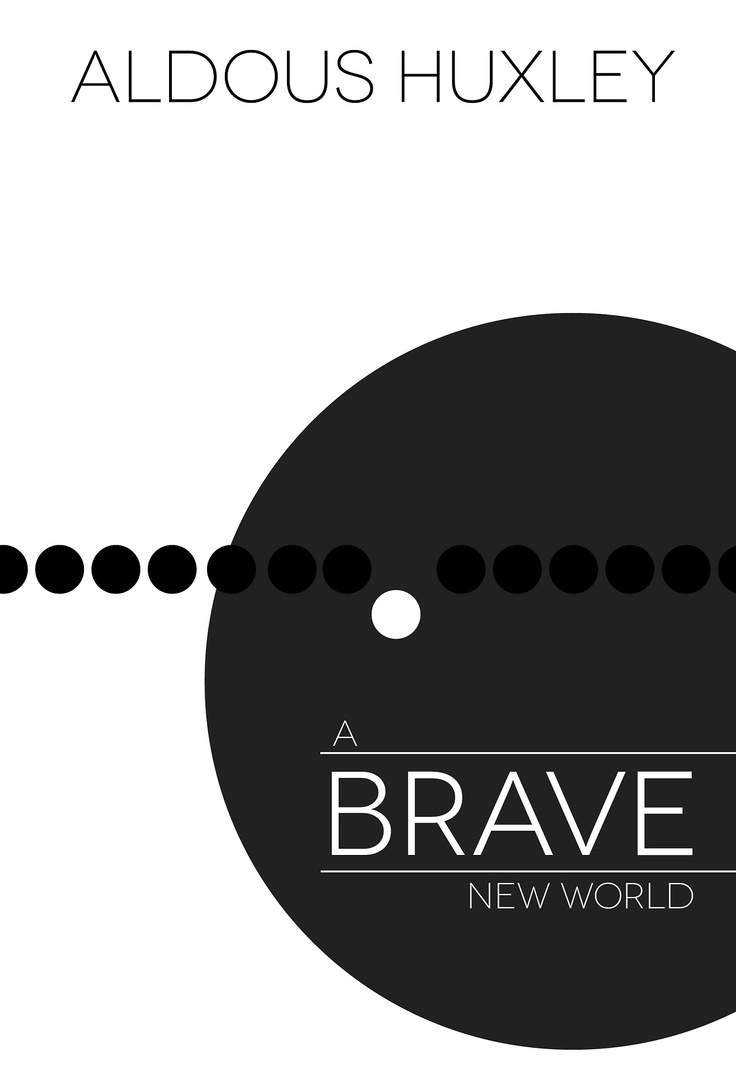 """society and the individual in brave Aldous huxley's brave new world has  """"brave new world"""" vs today's society  the hypnopædic quote """"when the individual feels, society reels."""