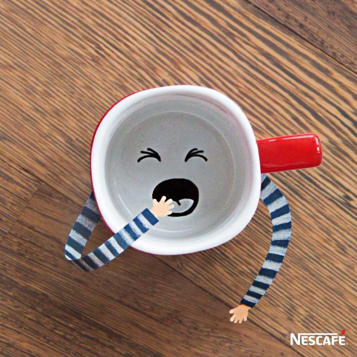 On dirait que votre mug a besoin d'un café ;)