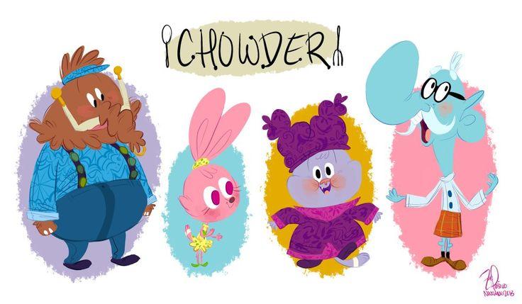 chowder cartoon network
