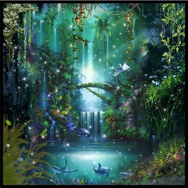 Fantasy Landscape Wallpaper: 541 Best Images About Fantasy Landscape Art On Pinterest