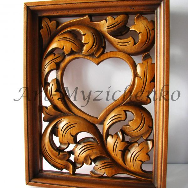 #wooden #heart #photograph