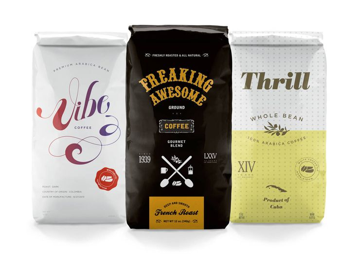 White Coffee — Packaging - Hakan Uzumcu