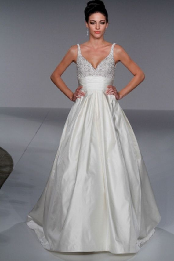 Priscilla of Boston Wedding Dresses Collection. I loved this dress so sad her salons are no longer...