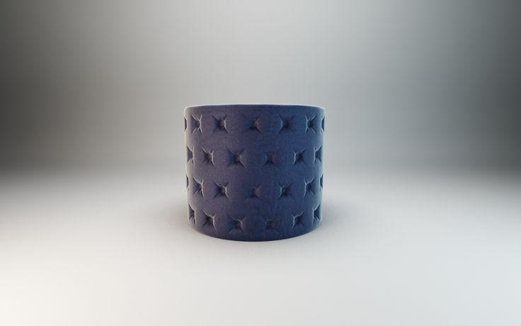 """""""Puff"""" Free model by Geo Duran of 212 Studio  https://www.dropbox.com/s/pzod0m9ld938gwk/puff_final.max?dl=0"""