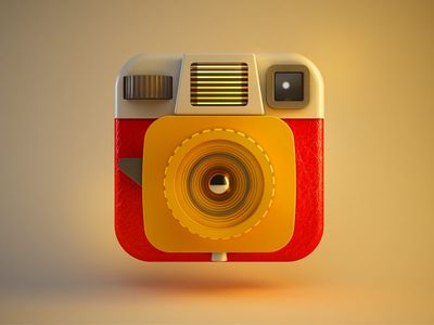 Camera icon by @zigor