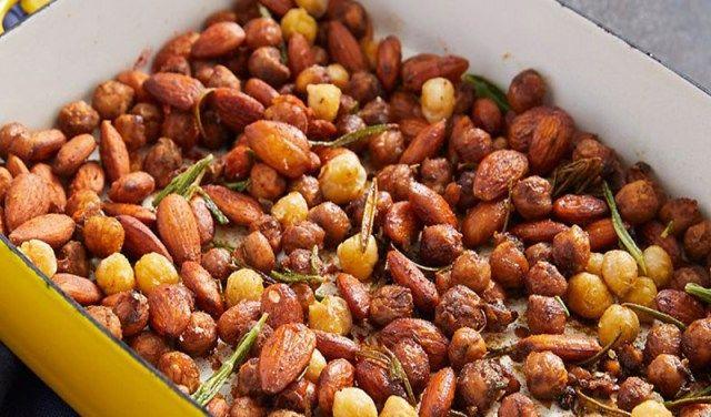 7 Resep Kacang Almond Untuk Ibu Hamil Kacang Masakan Saus Apel