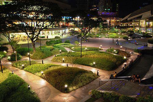Ayala Land malls