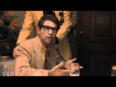 The Godfather Movie Clip - watch all clips http://j.mp/x8F6iX  click to subscribe http://j.mp/sNDUs5    Moe Greene (Alex Rocco) threatens Michael (Al Pacino). Michael warns his brother Fredo (John Cazale) to never take sides against him...ever.    TM & © Paramount (2012)  Cast: John Cazale, Robert Duvall, Al Pacino, Alex Rocco  Director: Francis Ford C...