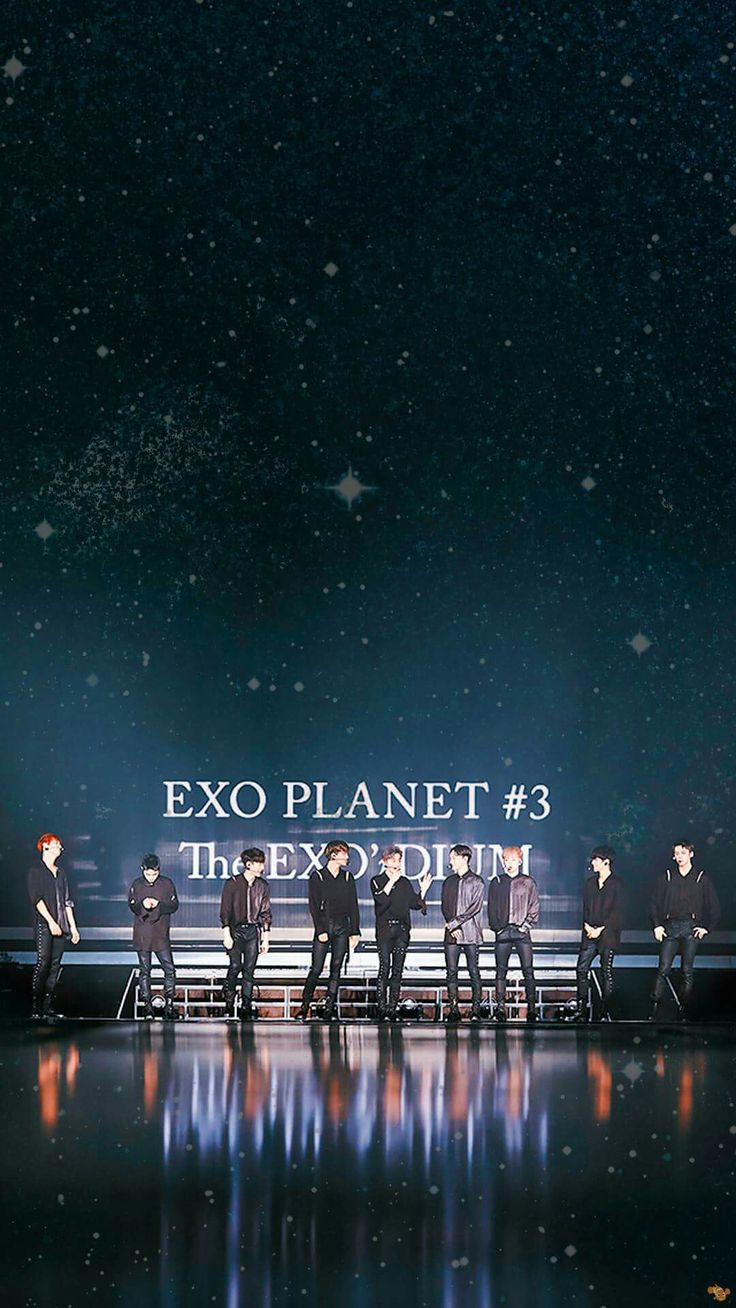exo #wallpaper | Exo wallpaper | EXO Exo lockscreen และ ...