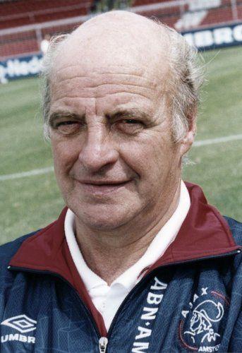 Sjakie Wolfs, materiaalman van voetbalclub Ajax, Amsterdam. Nederland, 29 augustus 1994.