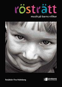 Rösträtt - musik på barns villkor