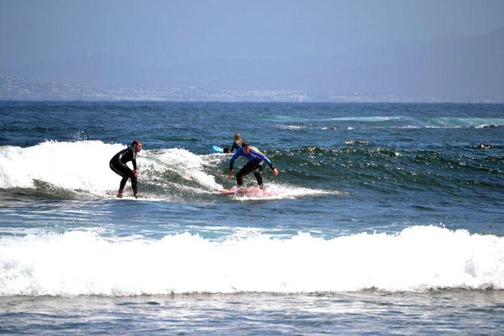 Intermediate Surfkurs:urfschule Planet Surfcamps Fuerteventura