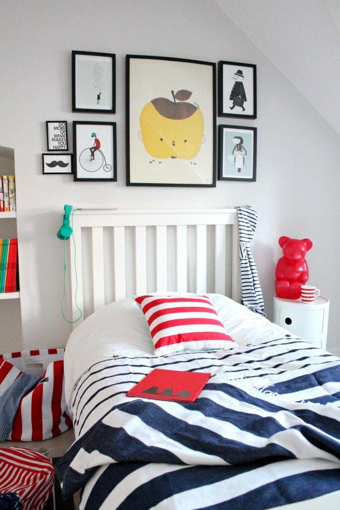 27 Stylish Ways To Decorate Your Children S Bedroom: 163 Best Children's Bedroom Ideas Images On Pinterest