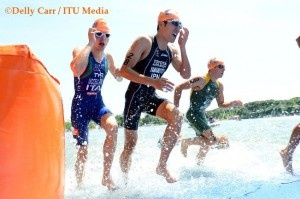 Melbourne's Brendan Sexton remains hopeful his Olympic aspirations for London will come to fruition next weekend despite another disappointing performance at the ITU Triathlon World Series round in Madrid.