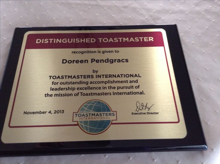 Receiving my #DistinguishedToastmaster award from #ToastmastersInternational was one of the highlights of my #Toastmaster journey.