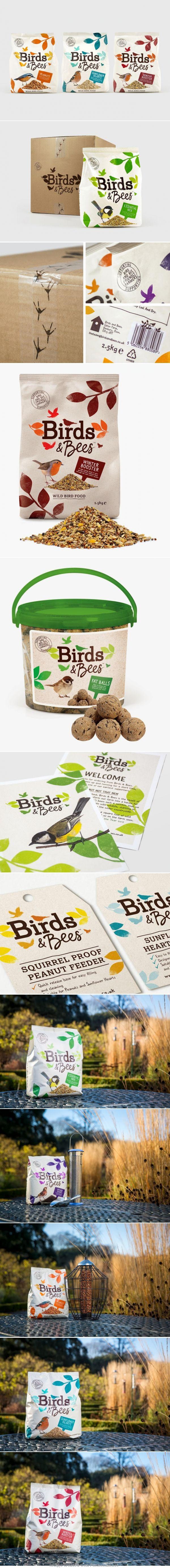 Birds Bees #petfood #bird