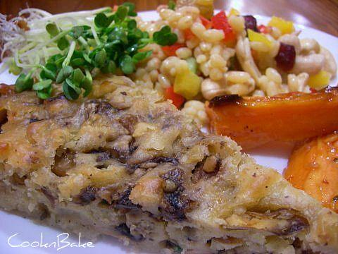 פשטידת פטריות קלה להכנה וגם פרווה! - CooknBake - תפוז בלוגיםפשטידת פטריות, Recipe Vegetables, Side Dishes, פשטידות פרווה, קלה להכנה, להכנה וגם, פטריות קלה, וגם פרווה, Orange Blogs