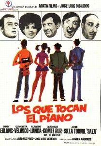 Los Que Tocan el Piano(Los Que Tocan el Piano,1968) Vista el20-nov-17