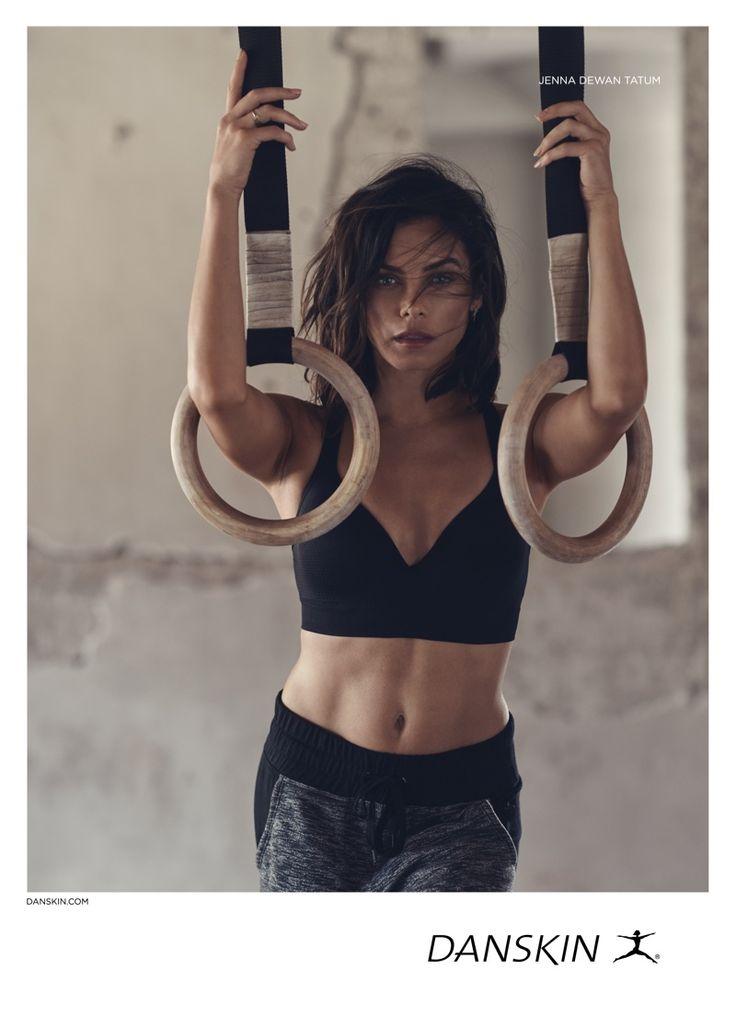 Jenna Dewan Tatum stars in Danskin campaign