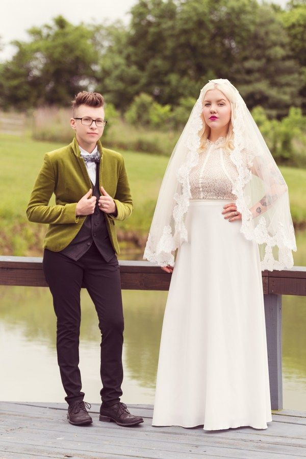 Lesbian Wedding Stories 87