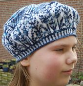 Delft Blue Hat