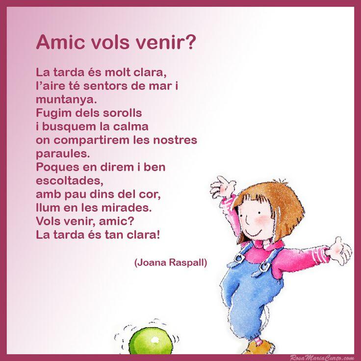 Poema de Joana Raspall