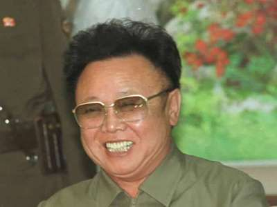 """How North Korean leader Kim Jong Un became one of the world's scariest dictators:  After his father died, Kim Jong Un was quickly declared """"Supreme Leader"""" of North Korea. When Kim Jong Il died of a heart attack on December 17, 2011, the young Kim Jong Un inherited the world's fourth-largest military, a nuclear arsenal, and absolute control over North Korea. He took over ahead of his older brother Kim Jong Chol...   MORE..."""
