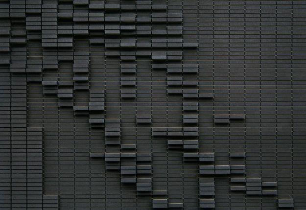 weg om op te lopen brug -Zwarts en Jansma - Parametric Design for Brick Surfaces