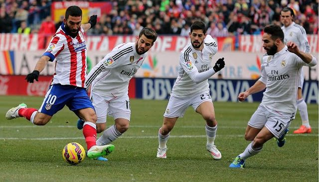 Mira el partido Real Madrid vs Atletico Madrid en vivo: http://www.envivofutbol.tv/2015/10/ver-partido-atletico-madrid-vs-real-madrid-en-vivo.html
