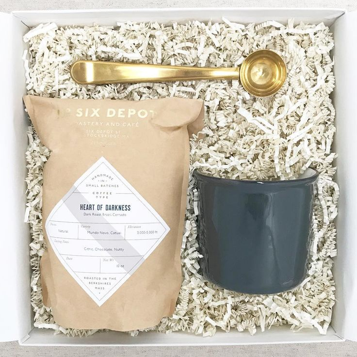 Sometimes a little simplicity is all you need! A gold coffee spoon, a delicious ...