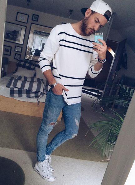 Macho Moda - Blog de Moda Masculina: Looks Masculinos com All Star, em Alta! #PraInspirar