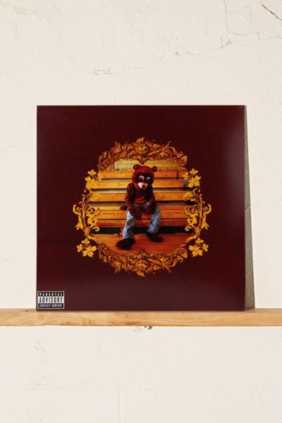 Kanye West - The College Dropout 2xLP   Urban Outfitters