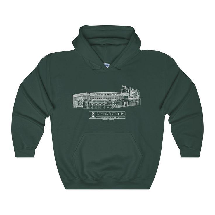 Neyland Stadium Hooded Sweatshirt