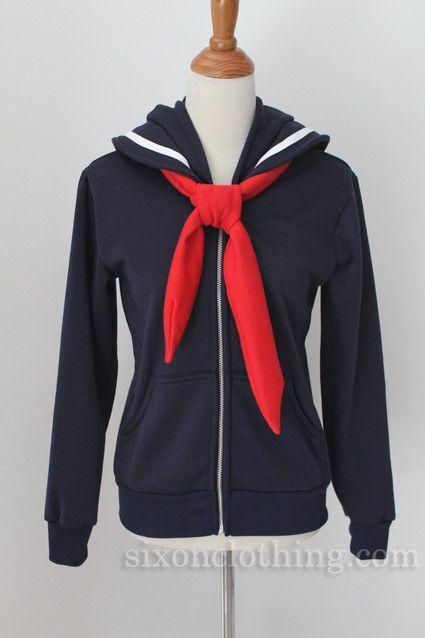 Japanese School Uniform Seifuku Hoodie