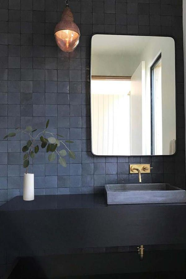 The One Trick To Faking A Bigger Bathroom Bathroom Installation