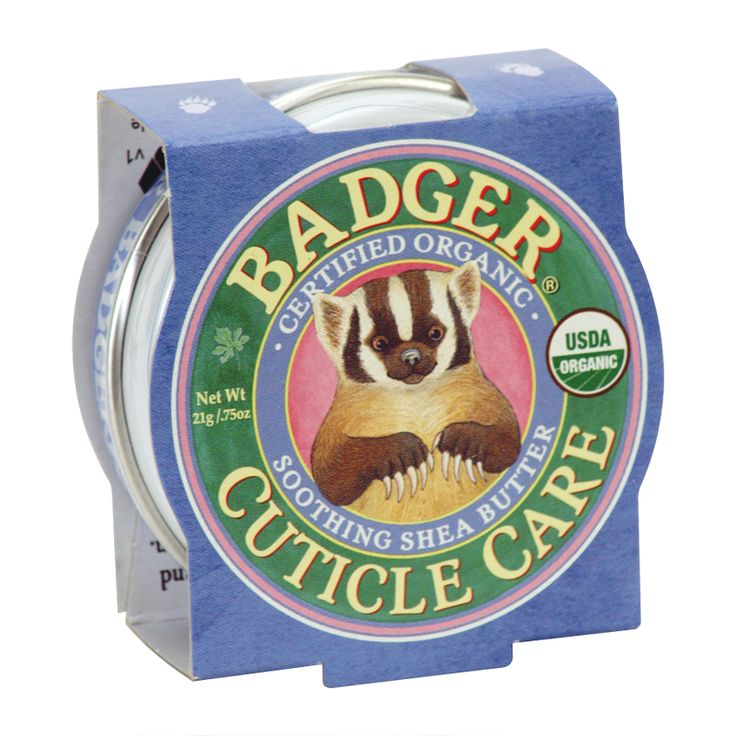 Carry Beauty in your Hands.   Badgers know how to dig the Earth, and also what a toll that can take on the cuticles - that's why this is one of Badger Balm's favourite balms!...