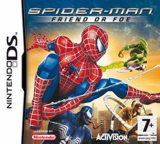 Spiderman Amigo o Enemigo [Español] [EUR] [NDS]