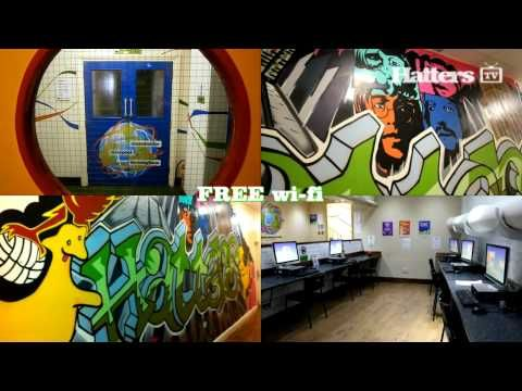 The largest and most entertaining hostel in the North West of England, Hatters Liverpool, will introduce you to the friendly atmosphere of this historic city...