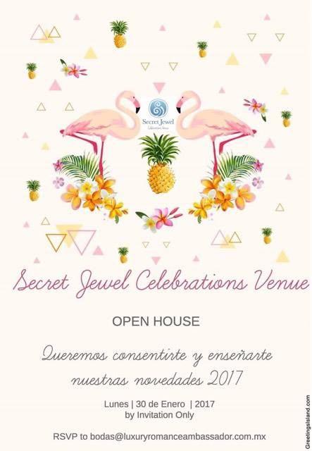 41 best OPEN HOUSE 2017 Secret Jewel Celebrations Venue images on - retirement party flyer template