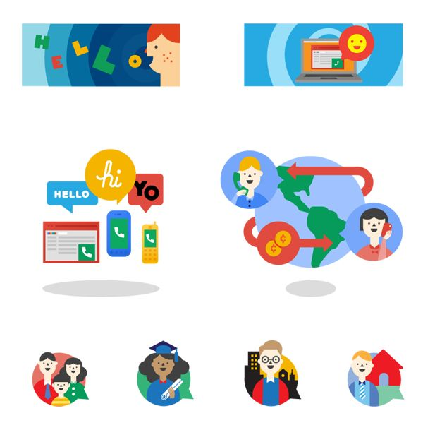 Google - Jefferson Cheng — Design & illustration