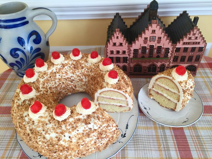 Cleves Germany Cake