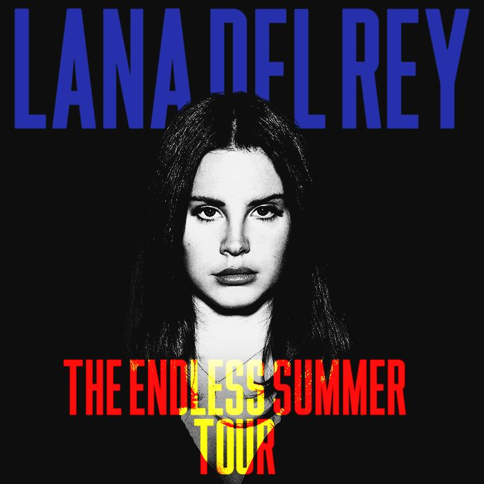 Lana Del Rey #LDR #Endless_Summer