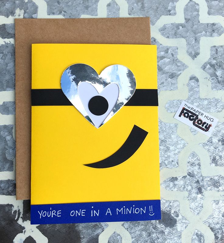 The 25 best Minion birthday card ideas – Minion Happy Birthday Card