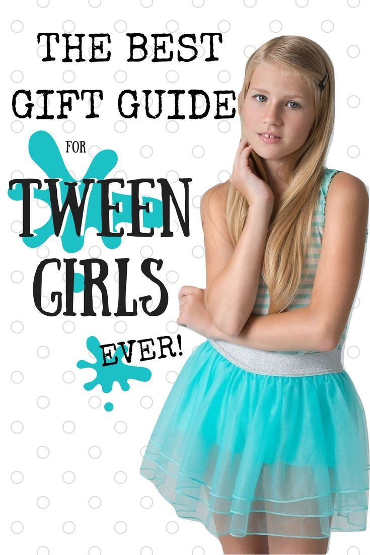 BEST GIFTS FOR TWEEN GIRLS EVER! These are the MOST EPIC PRESENTS FOR TWEEN GIRLS! These are totally unique tween girl gift ideas they wouldn't have thought of themselves! If you're shopping for the tween girl that has everything this gift guide should spark some ideas that are unique! What are the best gifts for tween girls?