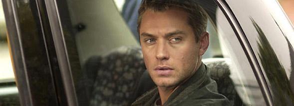 Dans « Par effraction », l'acteur joue un homme pris entre deux femmes