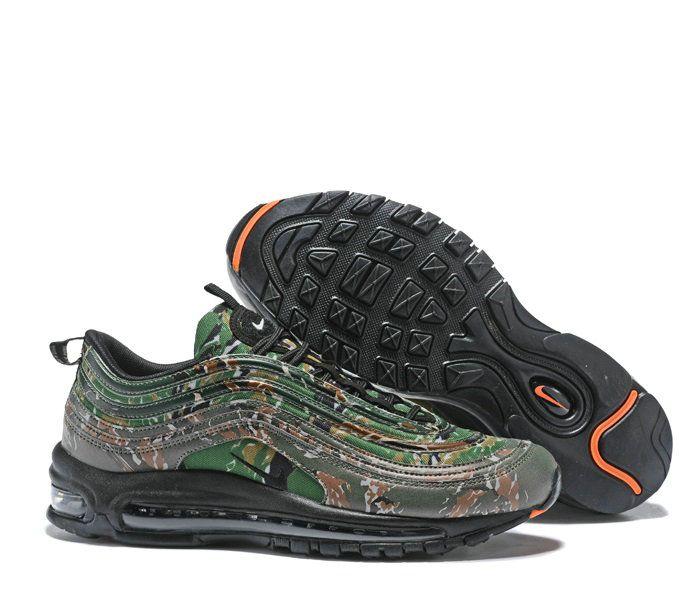 Nike Air Max 97 Country Camo Sneakers In 2019 Cheap Nike Air